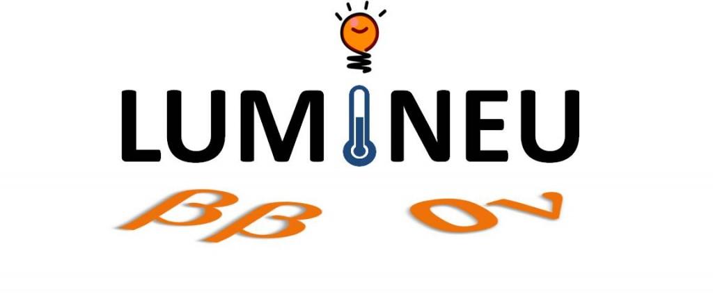 Logo for Lumineu